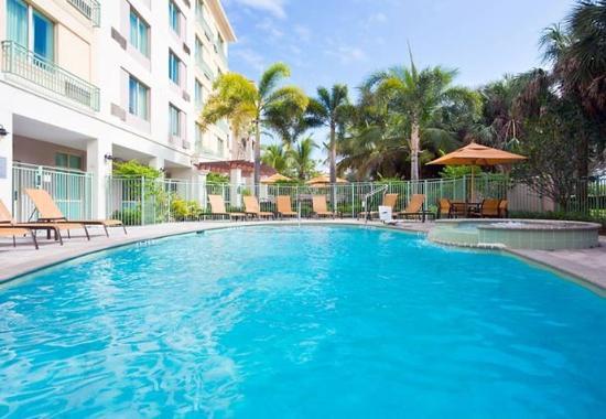 Courtyard Fort Lauderdale SW/Miramar: Outdoor Pool