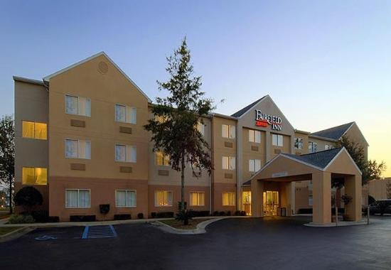Fairfield Inn Pensacola I-10: Exterior
