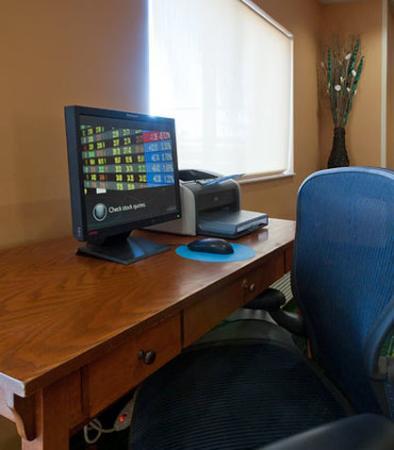 Fairfield Inn Pensacola I-10: Business Center