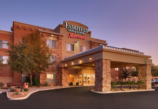 Fairfield Inn & Suites Sierra Vista: Exterior
