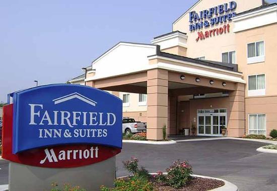 Fairfield Inn & Suites Chattanooga South/East Ridge: Exterior