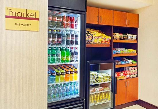 Fairfield Inn & Suites Chattanooga South/East Ridge: The Market