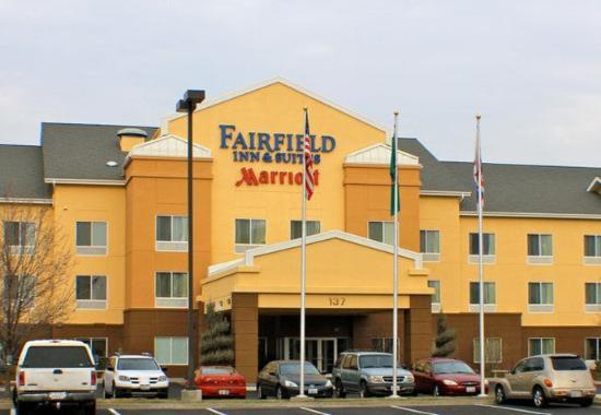 Fairfield Inn & Suites Yakima: Exterior