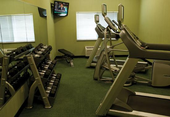Fairfield Inn & Suites Norman: Fitness Room