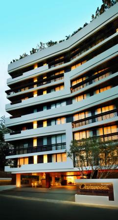 Oakwood Residence Sukhumvit Thonglor : Front view