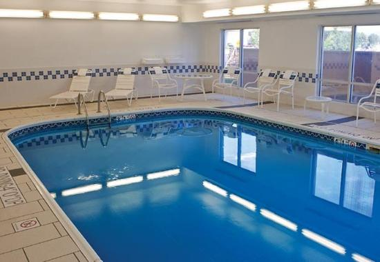Fairfield Inn Colorado Springs Air Force Academy: Indoor Pool