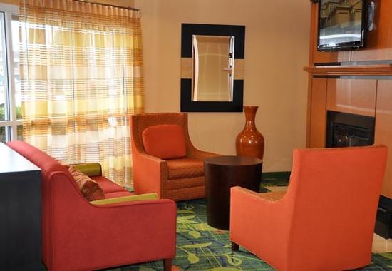 Fairfield Inn & Suites Nashville at Opryland : Lobby
