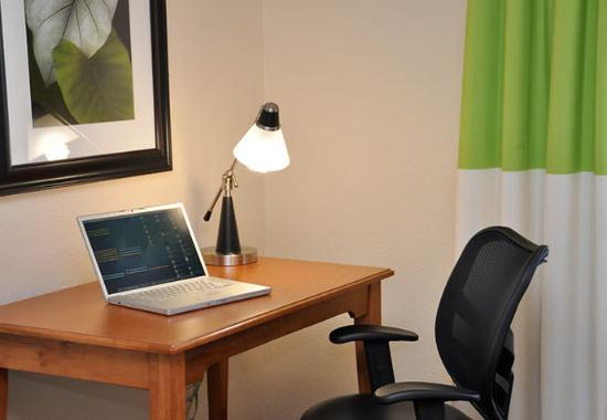 Fairfield Inn & Suites Nashville at Opryland : Guest Room Workspace