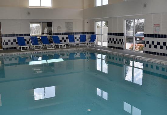 Fairfield Inn & Suites Nashville at Opryland : Indoor Pool