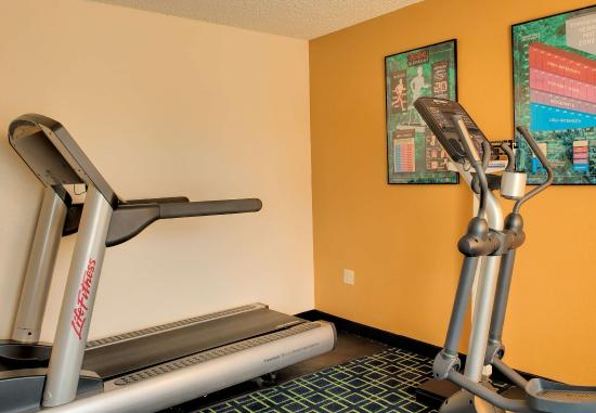 Fairfield Inn Las Cruces: Exercise Room