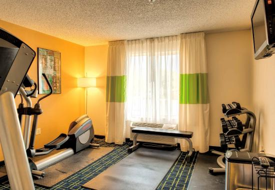 Fairfield Inn Las Cruces: Fitness Center