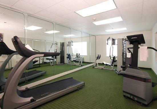 Jackson, MS: Fitness Center