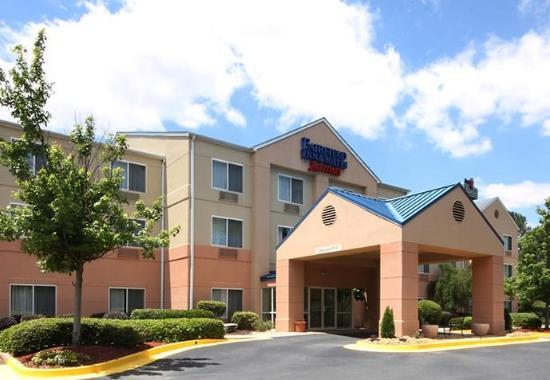 Fairfield Inn & Suites Atlanta Suwanee: Exterior