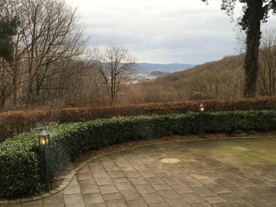view from terrace bild von dorint hotel venusberg bonn bonn rh tripadvisor de