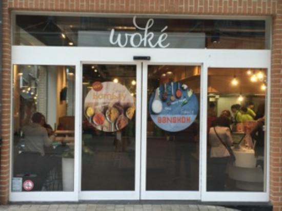 Woke LouvainlaNeuve Restaurant Reviews Phone Number Photos