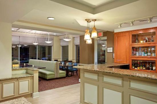 Hilton Garden Inn Hoffman Estates: Great American Grill