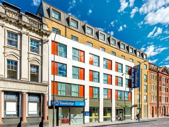Travelodge London Vauxhall Hotel: London Vauxhall - Exterior