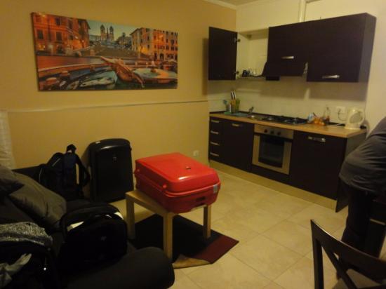 Foyer Phat Diem Hotel Bewertung : Aurelia vatican apartments roma İtalya daire