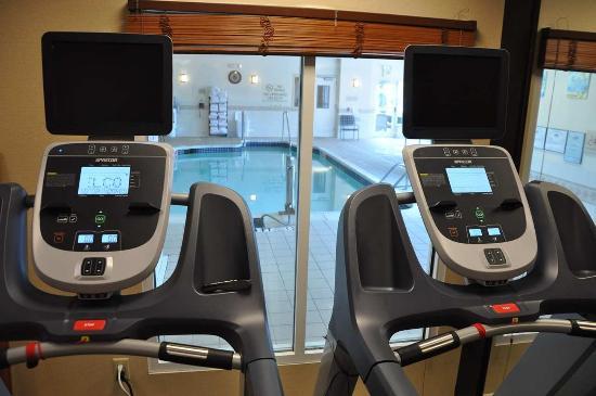 Hilton Garden Inn Harrisburg East: Fitness Center