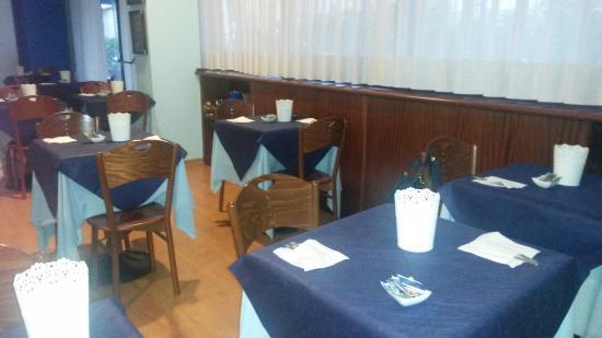 La Vela: Sala delle colazioni