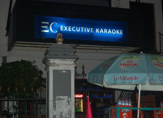 the entrance picture of ec executive karaoke yogyakarta rh tripadvisor co za