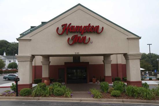 Hampton Inn Greeneville