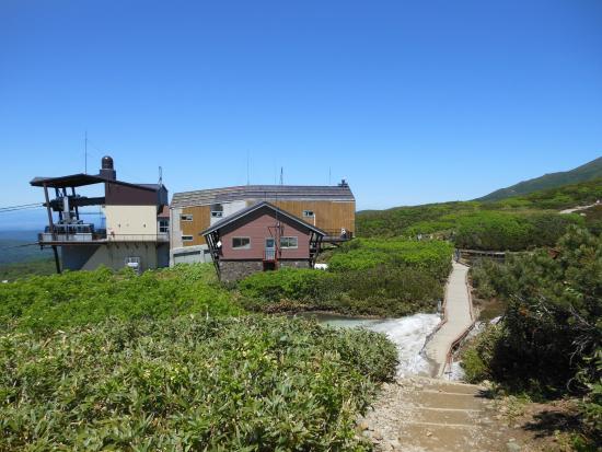 Asahidake Natural Hiking Route: 姿見駅から整備された自然探勝路を歩く