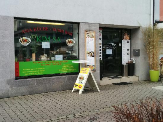 Kim Sa Picture Of Kim Sa Erlangen Tripadvisor