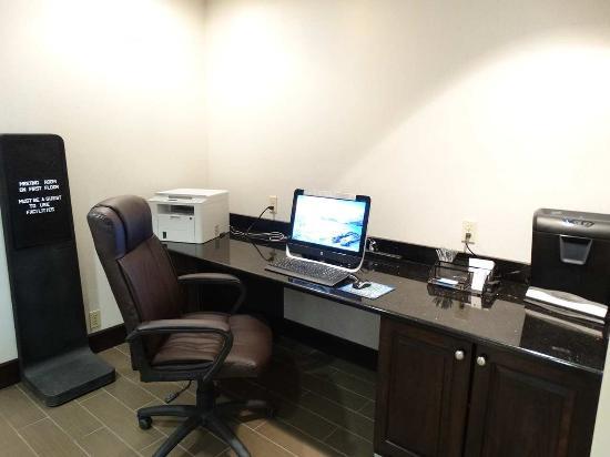 Buckhannon, WV: Business Center