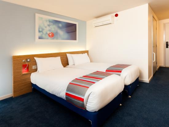 Travelodge London Woolwich: Twin room