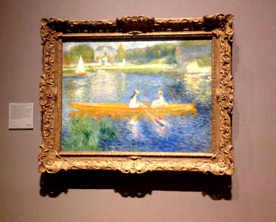 Obra de renoir photo de national gallery londres for Minimal art gallery london
