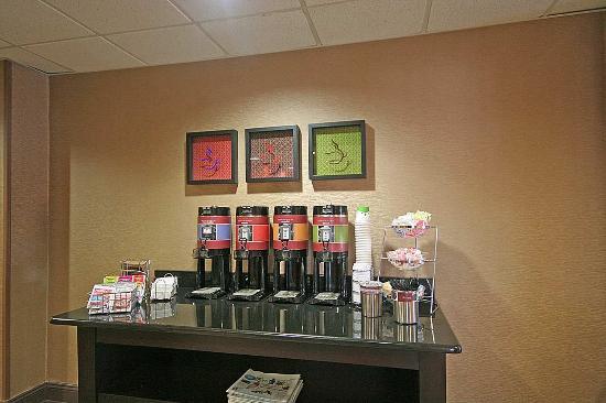 Max Meadows, VA: Coffee Station
