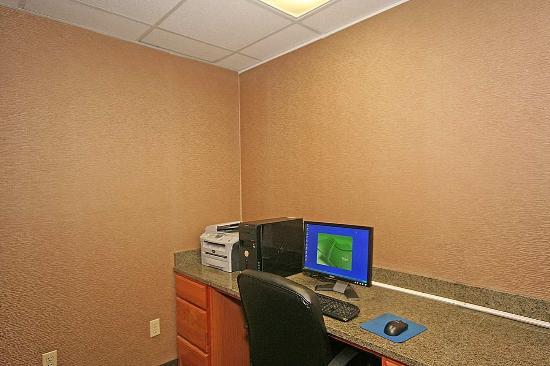 Max Meadows, VA: Business Center