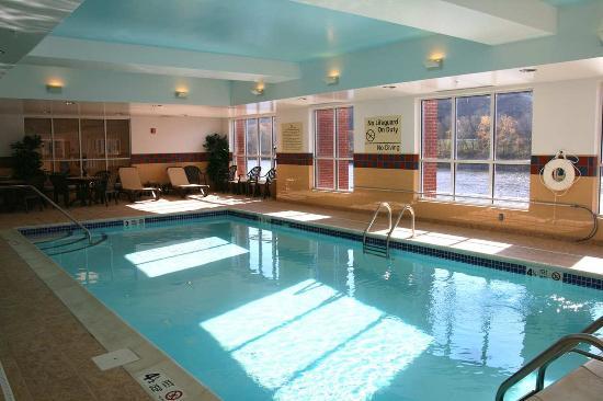 Owego, Nowy Jork: Indoor Swimming Pool