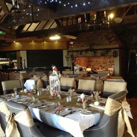 Interior - The Cook & Barker Inn Restaurant Photo