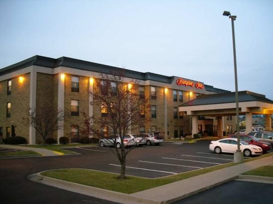 هامبتون إن لكسنجتون ساوث - كينلاند/إيربورت: Welcome to the Hampton Inn Lexington-South!