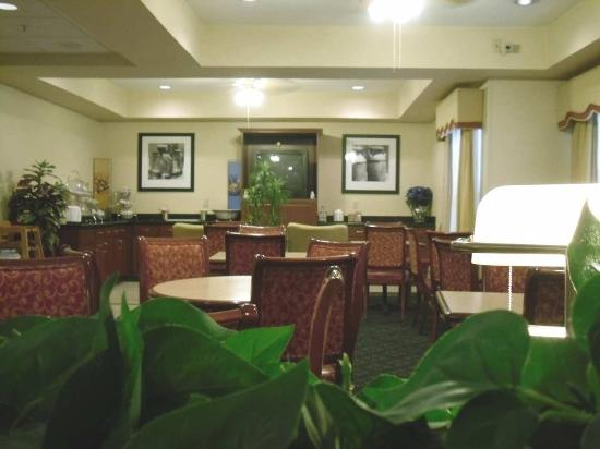 Hampton Inn Lexington South-Keeneland/Airport: Lobby