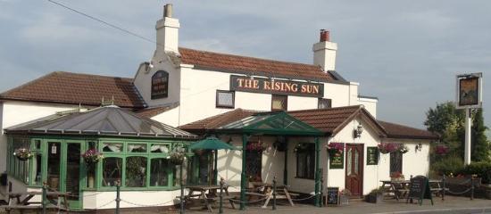 The Rising Sun Frampton Cotterell