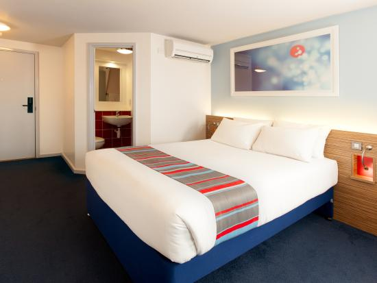 Travelodge Great Yarmouth Hotel: Double room