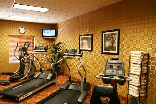 Banning, Kalifornia: Fitness Room