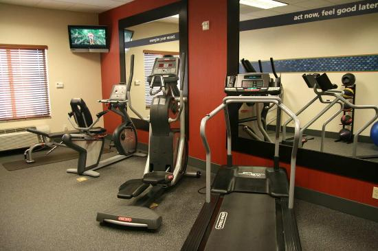 Banning, CA: Fitness Room