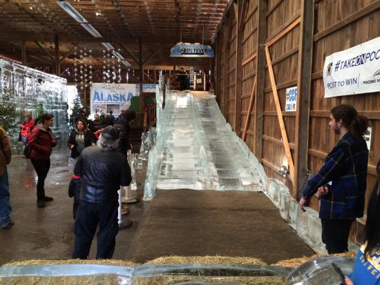 Sculpted Ice Works Factory Tour & Ice Harvest Museum Photo