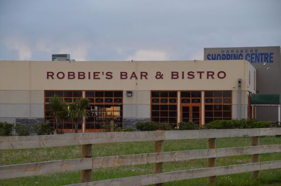 Robbie's Bar & Bistro: Robbie's bar et Bistro