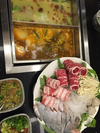 hua ting steamboat singapore central area city area restaurant rh tripadvisor com au