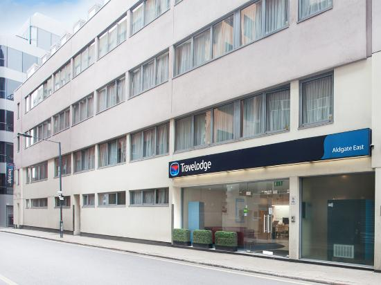 Travelodge London Central Aldgate East