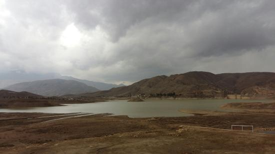 Quetta, Πακιστάν: Hanna lake huts