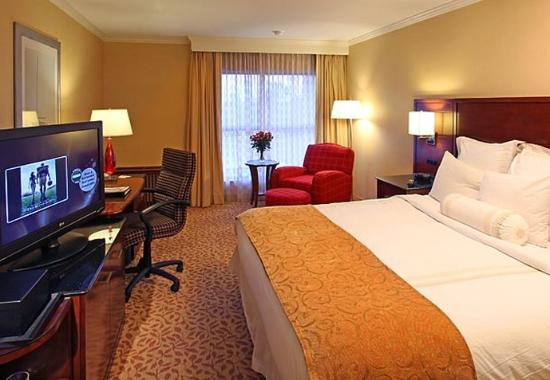 Providence Marriott Downtown: Deluxe King Guest Room