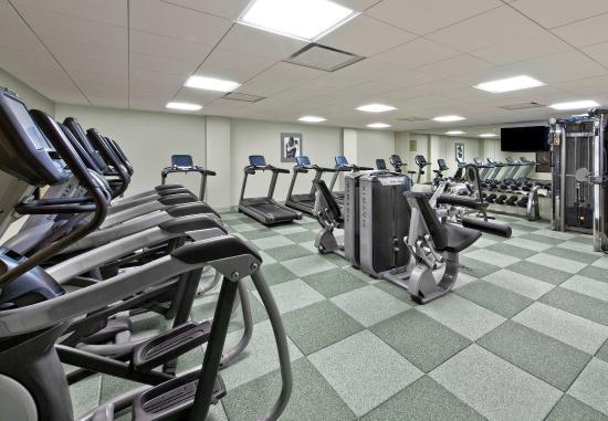 Fort Collins Marriott: Fitness Center