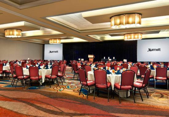 Fort Collins Marriott: Ballroom