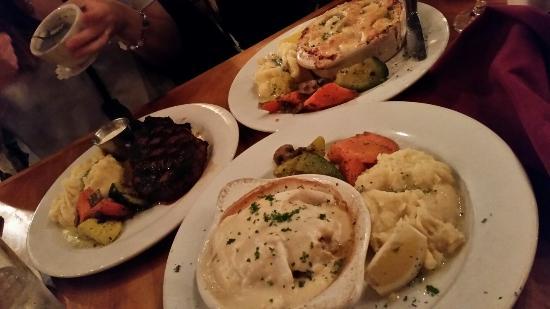 Steamers Steak and Seafood Restaurant : 20160227_194928_large.jpg